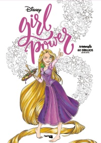 Cubierta de la obra Disney Girl Power