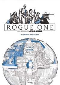 Cubierta de la obra Star Wars. ROGUE ONE