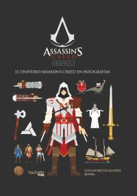 Cubierta de la obra Assassin's Creed Graphics