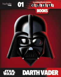 Cubierta de la obra Collecti books - Darth Vader