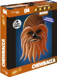 Cubierta de la obra Collecti books - Chewbacca