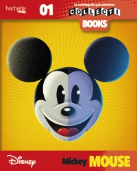 Cubierta de la obra Collecti books - Mickey Mouse