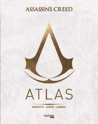 Cubierta de la obra Atlas Assassin's Creed